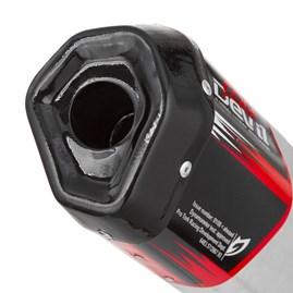 Ponteira Modelo Devil Compativel C/ CB 250 Twister 2015