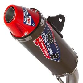 Ponteira Powercore 2 CRF 230/XR 250 Tornado/TTR 230 Pro Tork