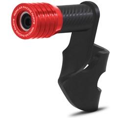 Protetor De Motor Slider Alumínio CB 250 Twister 2015 Até 2018 Super Adventure