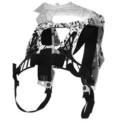 Protetor de Pescoço Jett Neck Brace Motocross Trilha Branco