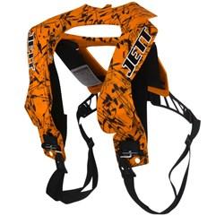 Protetor de Pescoço Jett Neck Brace Motocross Trilha Laranja
