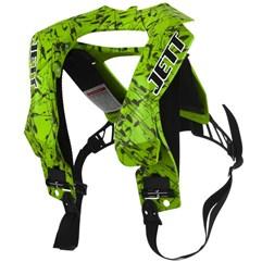 Protetor de Pescoço Jett Neck Brace Motocross Trilha Verde