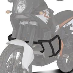 Protetor Motor Carenagem Super Adventure Ktm 990 2010 Preto