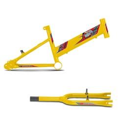 Quadro + Garfo Ultra Bikes Rebaixado UMIR16