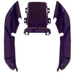 Rabeta Completa Titan 125 1996/1997 Azul Pro Tork