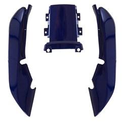 Rabeta Completa Titan 125 1999/2000 Azul Metálico Pro Tork