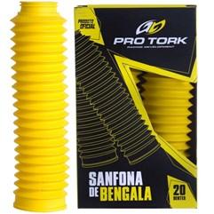 Sanfona De Bengala 20 Dentes DT 180/XLR 125/XTZ 125/NXR Bros 125/150 Pro Tork