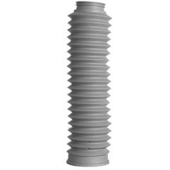Sanfona de Bengala Pro Tork 20 Dentes DT 180 XLR 125 XTZ 125 NXR Bros 125/150 Cinza