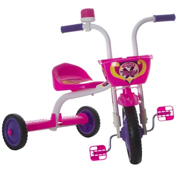Triciclo Infantil Ultra Bike Rosa