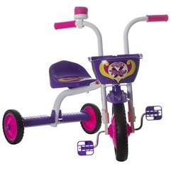 Triciclo Infantil Ultra Bike Roxo